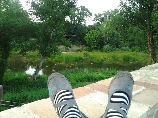 La Calma de Rita: descansando