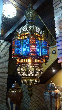 Hostal Lima: Dining room