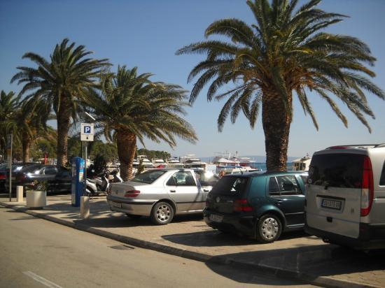Pension Palac : fronte albergo