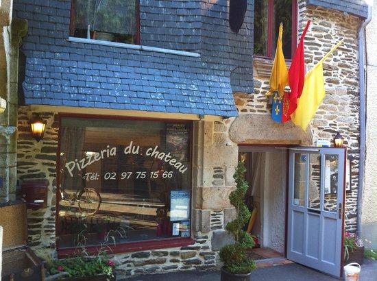 Pizzeria du Chateau, Josselin