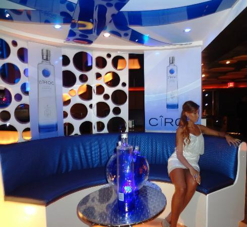Carolina, Porto Rico: Our brand New addition - The Ciroc Table