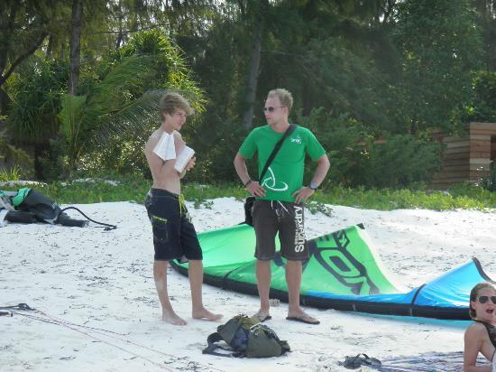 Zanzibar Kite Paradise: instructor