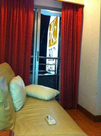 KC Place Hotel Pratunam: room