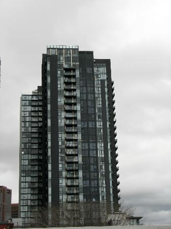 Melbourne Short Stay Apartments: One of the Melbourne Short Stay tower blocks