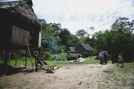 Cumaceba Lodge: Areas visited during excursion