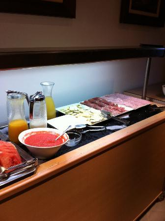 Hotel Exe Guadalete: Buffet 1