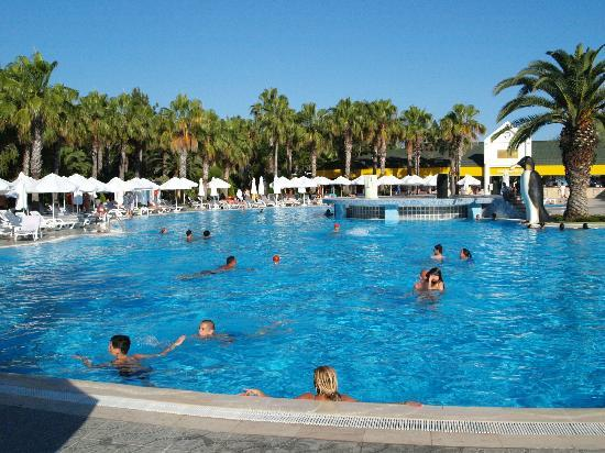 Botanik Hotel & Resort: Main pool