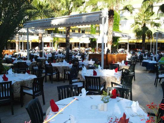 Botanik Hotel & Resort: Restaurant