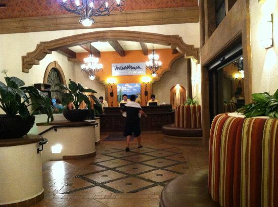 Worldmark Coral Baja: lobby