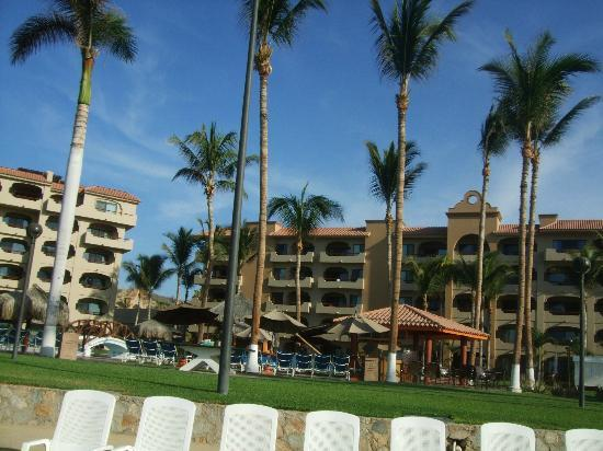 Worldmark Coral Baja: view from the beach