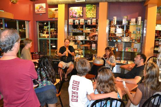 Java Cafe: Open mic Saturdays Night