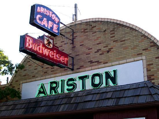 Ariston Cafe