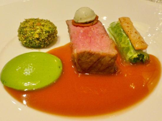 Villa Rothschild Kempinski: Nebraska Beef perfekt!