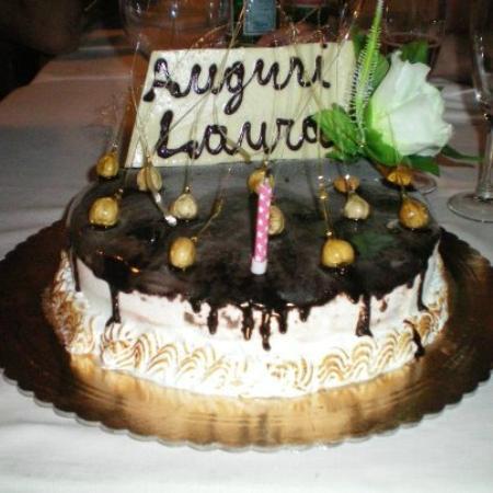 Torta Compleanno Laura.La Torta Foto Di Grigliamania Milano Tripadvisor