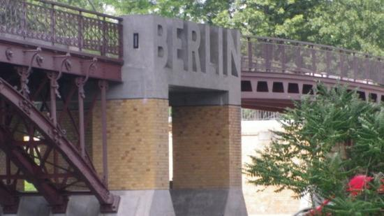 Cicerone Berlino: Ponte