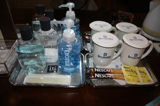December Hotel Jeju: Some amenities