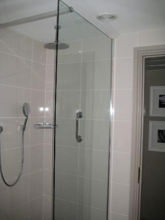 Macdonald Windsor Hotel: separate shower room