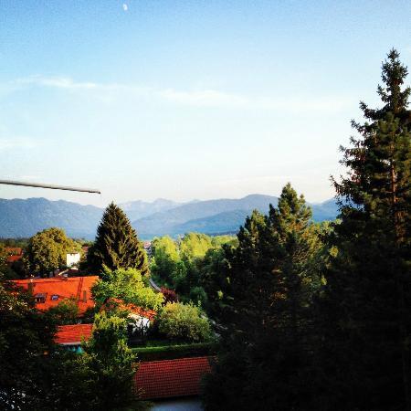 Arabella Brauneck Hotel: Blick aus dem Zimmer