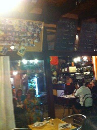 Humberto's  Restaurante: inside restaurant