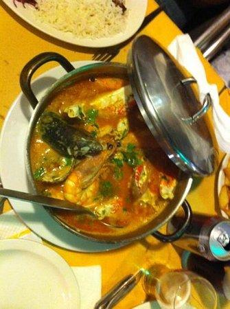 Humberto's  Restaurante: seafood rice