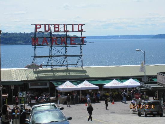 Seattle Center: Public Market