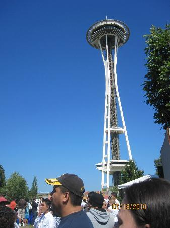 Seattle Center: Space Needle