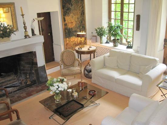 Le Moulin de Saint Martin: living room
