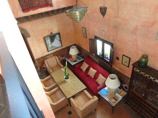 Hotel Alavera de los Banos: Salón