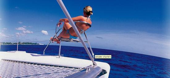 Bridgetown, Barbade : Silver Moon Luxury Catamaran