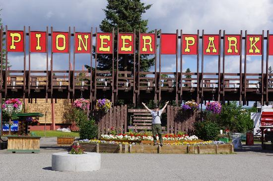 Pioneer Park: Welcome to Alaskaland!