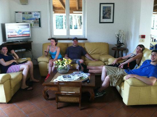 Residence Sunbay & Hotel Baia Del Sole : Hot Spot