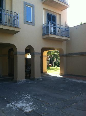 Residence Sunbay & Hotel Baia Del Sole : Hotel View