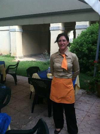 Residence Sunbay & Hotel Baia Del Sole : Service with a smile