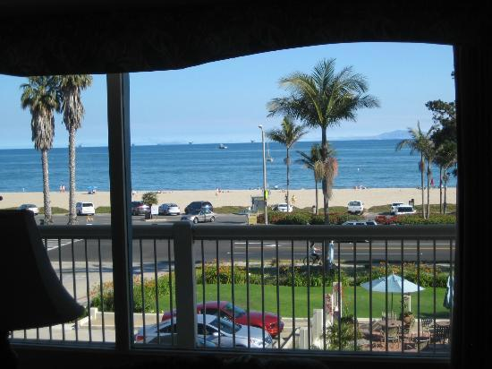 ‪‪Cabrillo Inn at the Beach‬: 3rd floor suite ocean view
