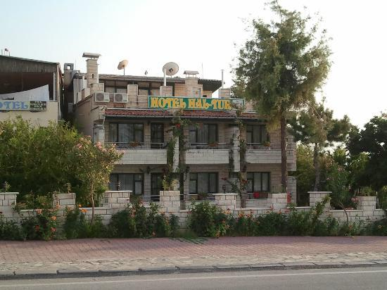 Hal-Tur Hotel: The hotel
