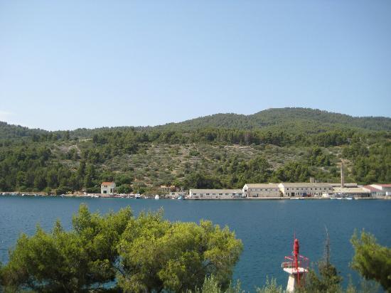 Hotel Villa Telenta: View from the terrace