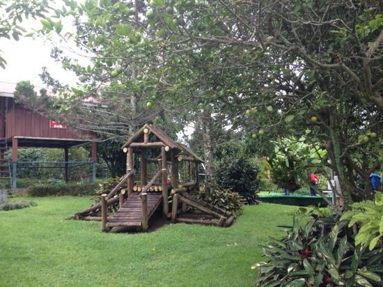 Lindos jardines picture of casa bavaria heredia - Fotos de jardines pequenos ...