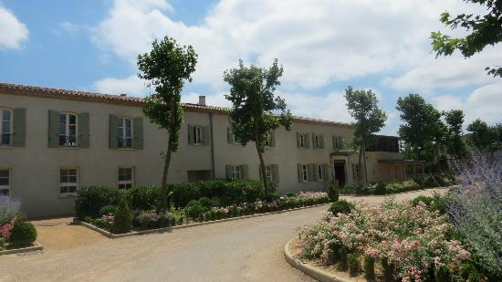 Jardins de Saint-Benoit: Vers l'accueil