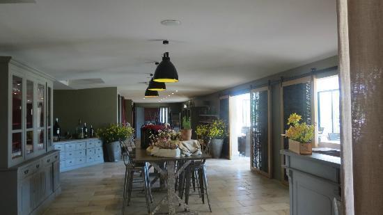 Jardins de Saint-Benoit: Lobby