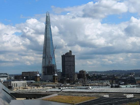 Londres, UK: Shard Building - Tallest in England
