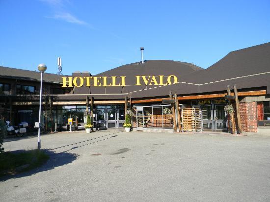 Afbeeldingsresultaat voor hotel ivalo