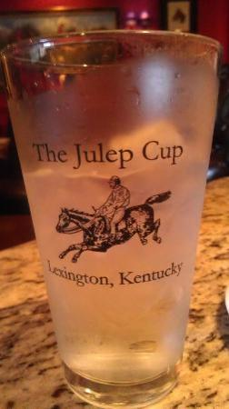 The Julep Cup and Seahorse Lounge: The Julep Cup