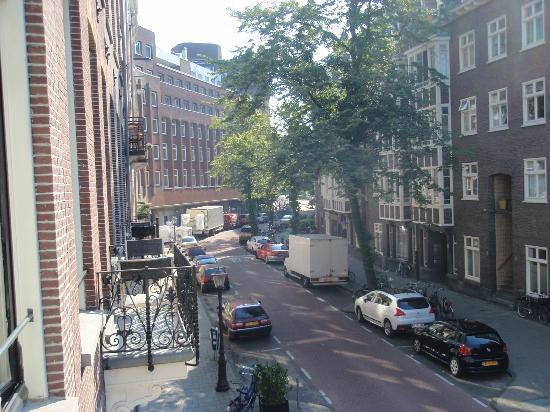 Balcony View Picture Of Hotel Vondel Amsterdam