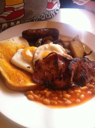 Fistral Chef: Gormet Breakfast