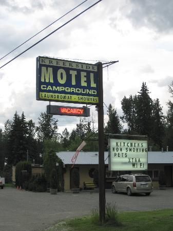Kreekside Motel, Campground & Trailer Court