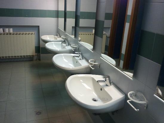 Hostel Dante-Ravenna : Bathroom