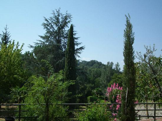 Villa Rigacci: cadre apaisant