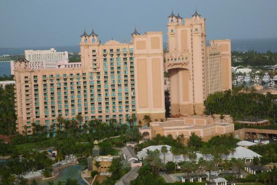 The Reef Atlantis, Autograph Collection: great view from balcony