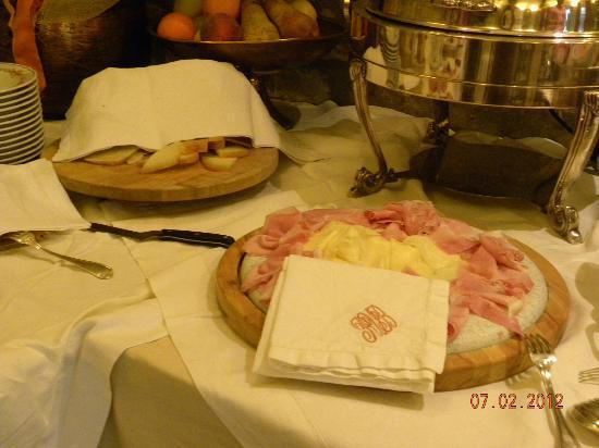 Relais Villa Baldelli: Breakfast
