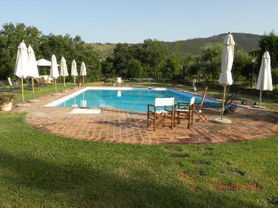 Relais Villa Baldelli: Pool